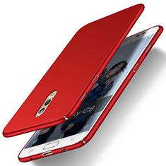 Samsung Galaxy C8 C710F用ハードケース プラスチック 質感もマット M03 サムスン レッド