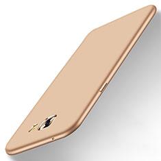 Samsung Galaxy C9 Pro C9000用ハードケース プラスチック 質感もマット M01 サムスン ゴールド
