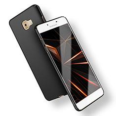 Samsung Galaxy C9 Pro C9000用ハードケース プラスチック 質感もマット M02 サムスン ブラック