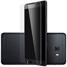 Samsung Galaxy C9 Pro C9000用強化ガラス 液晶保護フィルム サムスン クリア