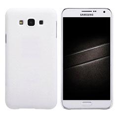 Samsung Galaxy E7 SM-E700 E7000用ハードケース プラスチック 質感もマット サムスン ホワイト