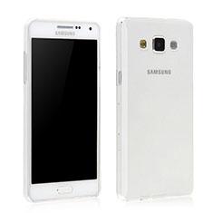 Samsung Galaxy Grand 3 G7200用極薄ソフトケース シリコンケース 耐衝撃 全面保護 クリア透明 サムスン クリア