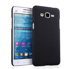 Samsung Galaxy Grand Prime 4G G531F Duos TV用ハードケース プラスチック 質感もマット サムスン ブラック