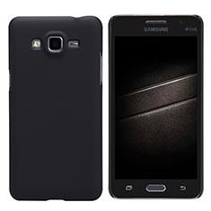 Samsung Galaxy Grand Prime 4G G531F Duos TV用ハードケース プラスチック 質感もマット M02 サムスン ブラック