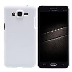 Samsung Galaxy Grand Prime 4G G531F Duos TV用ハードケース プラスチック 質感もマット M02 サムスン ホワイト