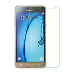 Samsung Galaxy J3 (2016) J320F J3109用強化ガラス 液晶保護フィルム サムスン クリア