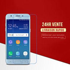Samsung Galaxy J3 (2018) SM-J377A用強化ガラス 液晶保護フィルム サムスン クリア
