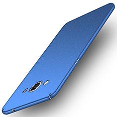 Samsung Galaxy J3 Pro (2016) J3110用ハードケース カバー プラスチック サムスン ネイビー
