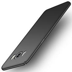 Samsung Galaxy J5 (2016) J510FN J5108用ハードケース プラスチック 質感もマット M01 サムスン ブラック