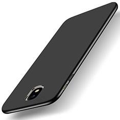 Samsung Galaxy J5 (2017) SM-J750F用ハードケース プラスチック 質感もマット サムスン ブラック