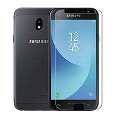 Samsung Galaxy J5 (2017) SM-J750F用強化ガラス 液晶保護フィルム サムスン クリア