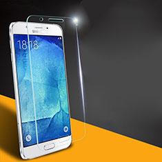 Samsung Galaxy J5 (2017) Version Americaine用強化ガラス 液晶保護フィルム サムスン クリア