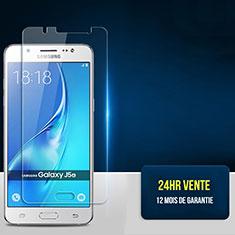 Samsung Galaxy J5 Duos (2016)用強化ガラス 液晶保護フィルム T03 サムスン クリア