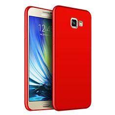 Samsung Galaxy J5 Prime G570F用極薄ソフトケース シリコンケース 耐衝撃 全面保護 サムスン レッド
