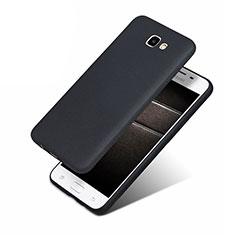 Samsung Galaxy J5 Prime G570F用極薄ソフトケース シリコンケース 耐衝撃 全面保護 S02 サムスン ブラック