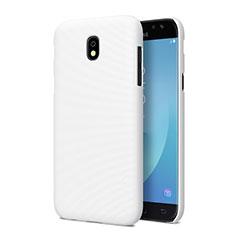 Samsung Galaxy J5 Pro (2017) J530Y用ハードケース プラスチック 質感もマット サムスン ホワイト