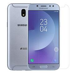 Samsung Galaxy J5 Pro (2017) J530Y用強化ガラス 液晶保護フィルム サムスン クリア