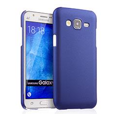 Samsung Galaxy J5 SM-J500F用ハードケース プラスチック 質感もマット サムスン ネイビー