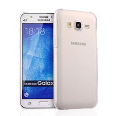 Samsung Galaxy J5 SM-J500F用ハードケース クリスタル クリア透明 サムスン クリア