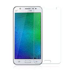 Samsung Galaxy J5 SM-J500F用強化ガラス 液晶保護フィルム サムスン クリア