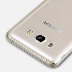 Samsung Galaxy J7 (2016) J710F J710FN用極薄ソフトケース シリコンケース 耐衝撃 全面保護 クリア透明 サムスン クリア