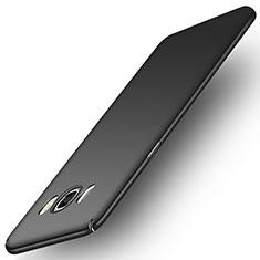 Samsung Galaxy J7 (2016) J710F J710FN用ハードケース カバー プラスチック サムスン ブラック