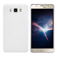 Samsung Galaxy J7 (2016) J710F J710FN用ハードケース プラスチック 質感もマット M03 サムスン ホワイト