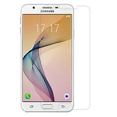Samsung Galaxy J7 (2017) Duos J730F用強化ガラス 液晶保護フィルム サムスン クリア