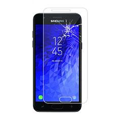 Samsung Galaxy J7 (2018) J737用強化ガラス 液晶保護フィルム サムスン クリア