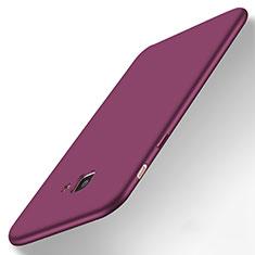 Samsung Galaxy J7 Prime用極薄ソフトケース シリコンケース 耐衝撃 全面保護 サムスン レッド