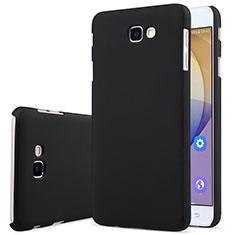 Samsung Galaxy J7 Prime用ハードケース プラスチック 質感もマット サムスン ブラック