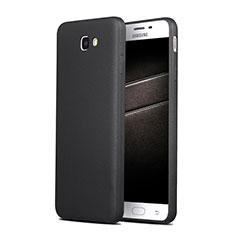 Samsung Galaxy J7 Prime用極薄ソフトケース シリコンケース 耐衝撃 全面保護 S03 サムスン ブラック