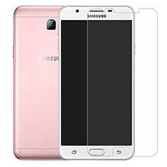 Samsung Galaxy J7 Prime用強化ガラス 液晶保護フィルム サムスン クリア