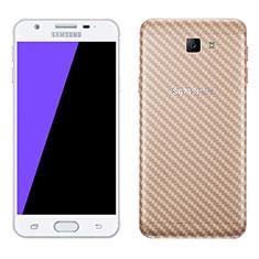 Samsung Galaxy J7 Prime用背面保護フィルム 背面フィルム サムスン クリア