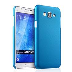 Samsung Galaxy J7 SM-J700F J700H用ハードケース プラスチック 質感もマット サムスン ブルー