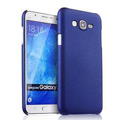 Samsung Galaxy J7 SM-J700F J700H用ハードケース プラスチック 質感もマット サムスン ネイビー