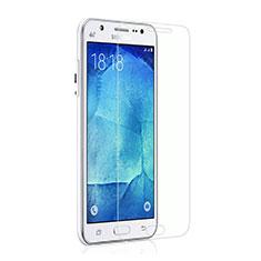 Samsung Galaxy J7 SM-J700F J700H用高光沢 液晶保護フィルム サムスン クリア