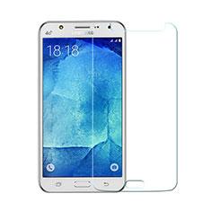 Samsung Galaxy J7 SM-J700F J700H用強化ガラス 液晶保護フィルム サムスン クリア