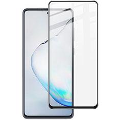 Samsung Galaxy M60s用強化ガラス フル液晶保護フィルム サムスン ブラック