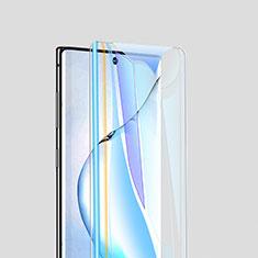 Samsung Galaxy Note 10 Plus 5G用強化ガラス 液晶保護フィルム サムスン クリア