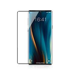 Samsung Galaxy Note 10 Plus用強化ガラス フル液晶保護フィルム F07 サムスン ブラック