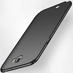 Samsung Galaxy Note 2 N7100 N7105用ハードケース プラスチック 質感もマット M02 サムスン ブラック