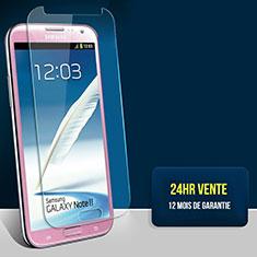 Samsung Galaxy Note 2 N7100 N7105用強化ガラス 液晶保護フィルム T01 サムスン クリア