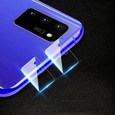 Samsung Galaxy Note 20 5G用強化ガラス カメラプロテクター カメラレンズ 保護ガラスフイルム サムスン クリア