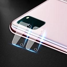 Samsung Galaxy Note 20 5G用強化ガラス カメラプロテクター カメラレンズ 保護ガラスフイルム C01 サムスン クリア