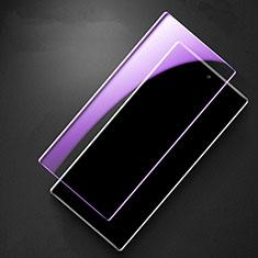 Samsung Galaxy Note 20 5G用アンチグレア ブルーライト 強化ガラス 液晶保護フィルム サムスン クリア