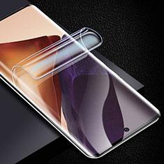 Samsung Galaxy Note 20 5G用高光沢 液晶保護フィルム フルカバレッジ画面 サムスン クリア