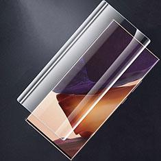 Samsung Galaxy Note 20 Ultra 5G用強化ガラス 液晶保護フィルム サムスン クリア