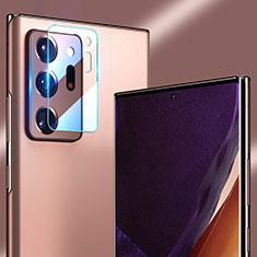Samsung Galaxy Note 20 Ultra 5G用強化ガラス カメラプロテクター カメラレンズ 保護ガラスフイルム サムスン クリア