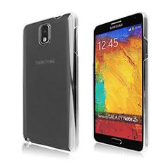 Samsung Galaxy Note 3 N9000用ハードケース クリスタル クリア透明 サムスン クリア